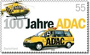 Stamp Germany 2003 MiNr2340 ADAC