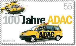 Stamp Germany 2003 MiNr2340 ADAC.jpg