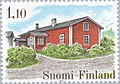 Stamp of Finland - 1979 - Colnect 46892 - Korppi House Lapinjärvi.jpeg