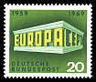 Stamps of Germany (BRD) 1969, MiNr 583.jpg