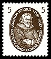 Stamps of Germany (DDR) 1957, MiNr 0574.jpg