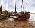 Stanhope Forbes Boats at Anchor.jpg