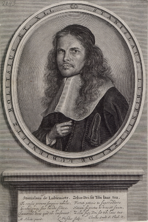 Stanisław Lubieniecki - Stanisław Lubieniecki