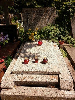 Stanisław Staszewski - Stanisław Staszewski grave in Bródno cemetery