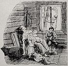 Starvation image from Fäderneslandet 1867
