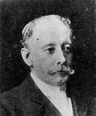 Ernest James Stevens - Ernest James Stevens, 1905