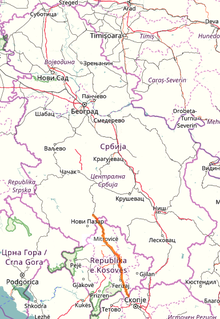 State Road 31 (Serbia)