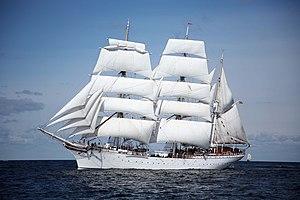 gamle australia skip