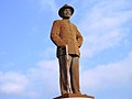 Statue of Chiang Kai-shek in Beigan, Lienchiang 20121230.jpg