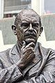 Statue of John Monash, Monash University (Clayton Campus), Melbourne 2017-10-30 03.jpg