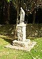 Statue of St Samson, Caldey Island - geograph.org.uk - 590862.jpg