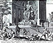 Olimpia'daki Zeus Heykeli