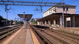 Stazione di Valenza