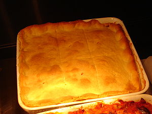 Steak and kidney pie - Image: Steak and kidney pie