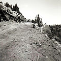 Steens Mountain Loop Road Construction circa 1960 (9668711320).jpg
