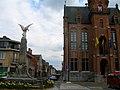 Stekene dorpskern - Stationstraat - 240784 - onroerenderfgoed.jpg
