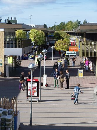 Stenløse, Denmark - Mall, Stenløse