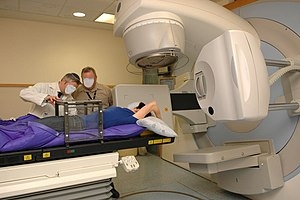 Stereotactic body radiotherapy
