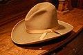 Stetson cowboy hat 1950.JPG
