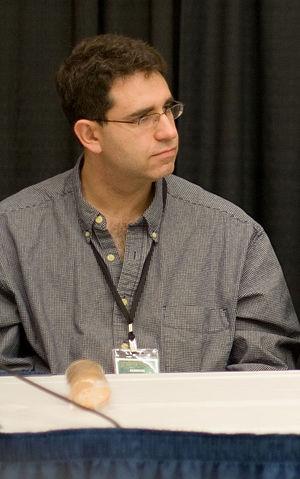 Steve Lieber - Image: Steve Lieber in 2006