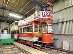 Stockport Number 5, Heaton Park Tramway Museum (Geograph-4167219-by-David-Dixon).jpg