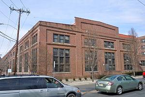 Van Camp's - A Stokely-Van Camp factory building in Trenton, New Jersey