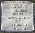 Stolperstein Karlsruhe Heinz Hans Loewenthal.jpg