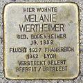 Stolperstein Melanie Wertheimer Kehl.jpg