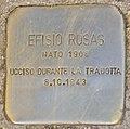 Stolperstein für Efisio Rosas (Rom).jpg
