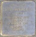 Stolperstein str baumblatt julius.png