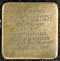 Stolpersteine Köln, Jenny Panitsch (Grunerstraße 12).jpg