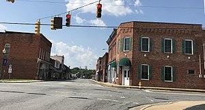 Stoneville, North Carolina - Image: Stoneville, North Carolina