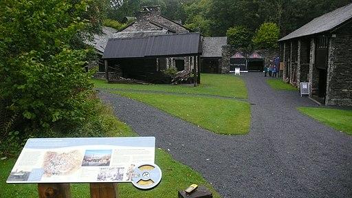 Stott Park Bobbin Mill - panoramio