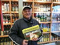 Straatnieuws seller in Zoetermeer 2008.jpg