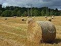 Straw bales, Hambleden - geograph.org.uk - 963304.jpg