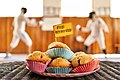 Strawberry muffins at Athenaikos Fencing Club.jpg