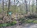 Stromberg-Schwäbischer Wald-Weg HW 10, Der Weg führt von Pforzheim über Besigheim und Backnang nach Lorch und hier über die waldreichen und einsamen Keuperhöhen des Stromberges. - panoramio.jpg