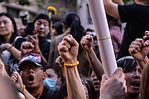 Students' mass protest in Taiwan to end occupation of legislature.jpg