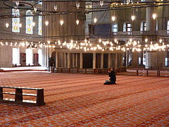 Sultan Ahmed Mosque - Istanbul, 2014.10.23 (29)