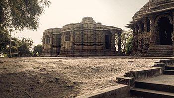 Sun Temple at Gujarat.jpg