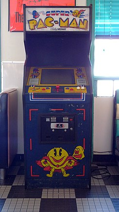 Super Pac-Man - Bally Midway Namco arcade cabinet.jpg