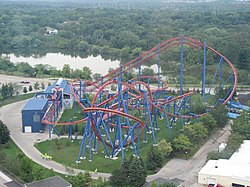 Six Flags Over Georgia (Images of America)
