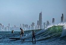 surfing wikipedia