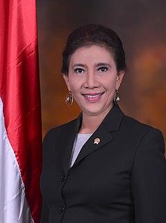Susi Pudjiastuti Indonesian entrepreneur