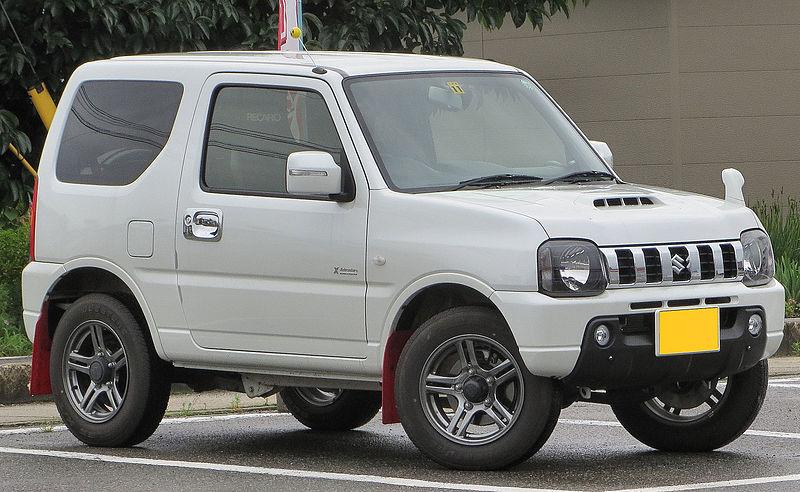 JB23型の特別仕様車5