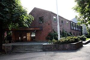 Norway–Sweden relations - Image: Sveriges ambassade Oslo