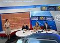 Svetlana Mitina, Aleksandr Torshin, Valentina Matviyenko and Nikolay Nikiforov.jpg