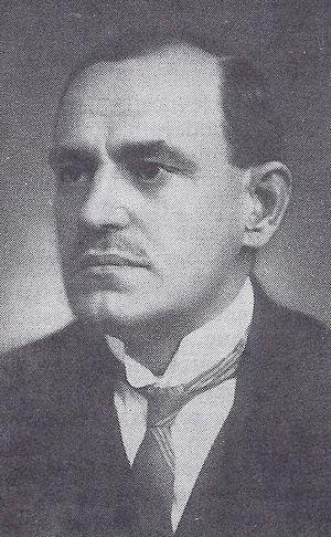 Croatian parliamentary election, 1913 - Image: Svetozar Pribićević (1)
