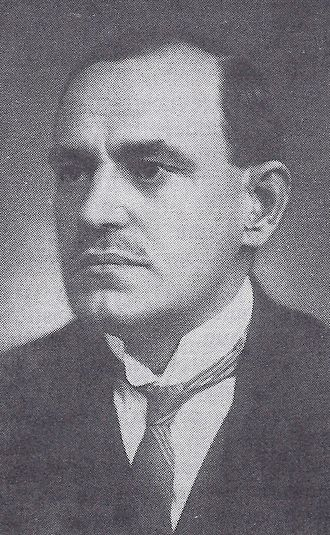 Serbs of Croatia - Svetozar Pribićević, political leader of Croatian Serbs. At first he advocated unitarism and centralism of the Yugoslav state, and later federalism and a republicanism.