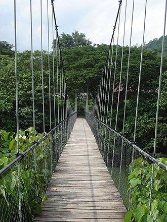 Thenmala - Suspension Bridge